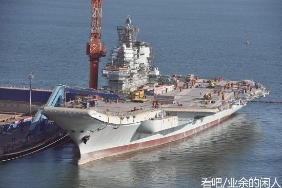 中国海军2017更强大 战时可吓阻美军?