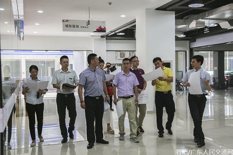 招商潜山在行动,驻深办主任李学文前往中亚硅谷洽谈考察项目