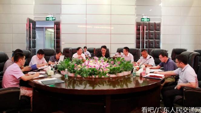 潜山市副市长程赟招商局一行考察深圳中亚硅谷