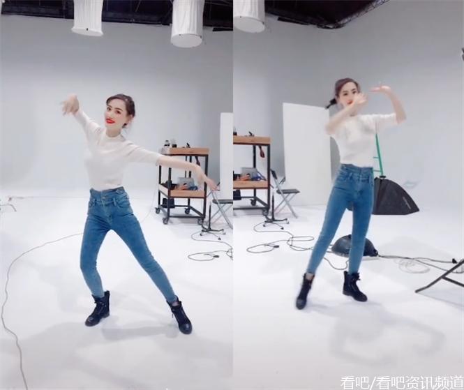 马蓉正式宣布出道在摄影棚高兴跳热舞,直言离开王宝强是对的