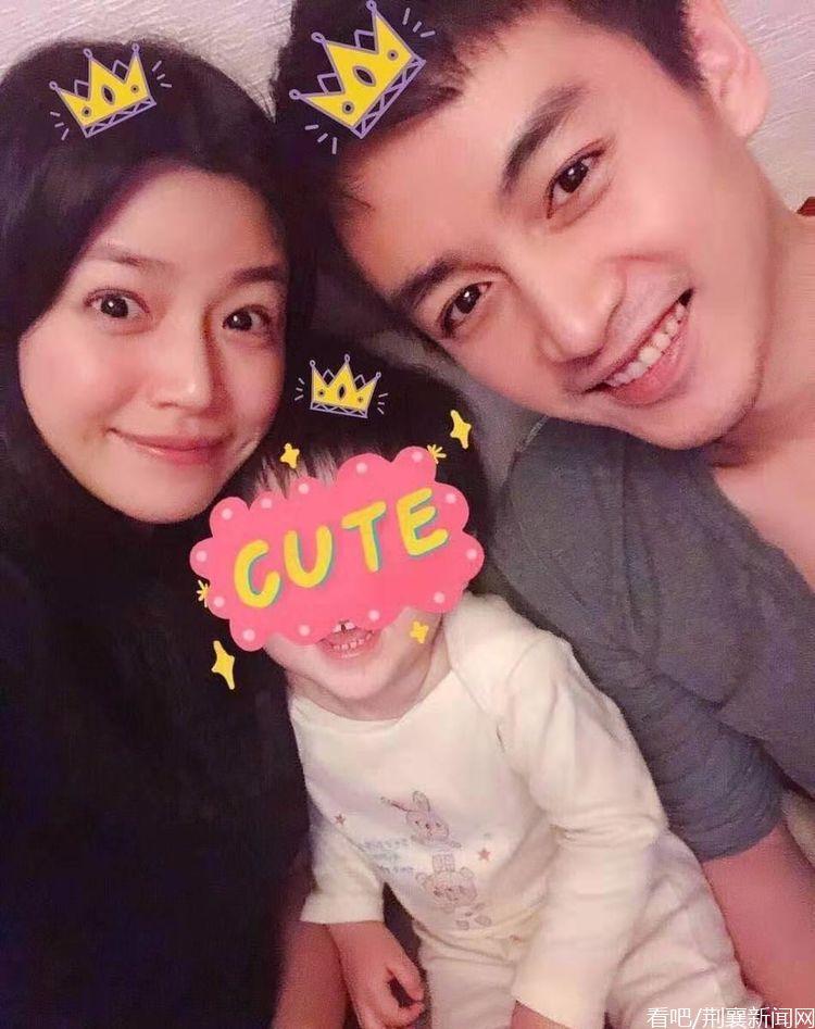 陈妍希儿子正脸照