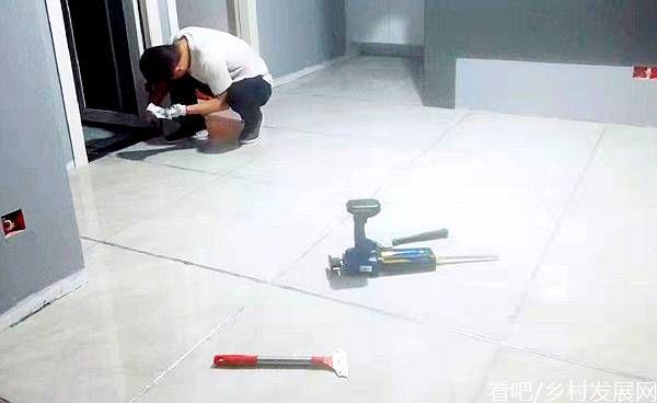 潘潘专业瓷砖美缝:专业人做专业事 将美缝做到极致